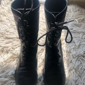 Other - Girls  combat boots
